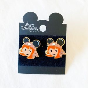 Disney Pirate Earrings